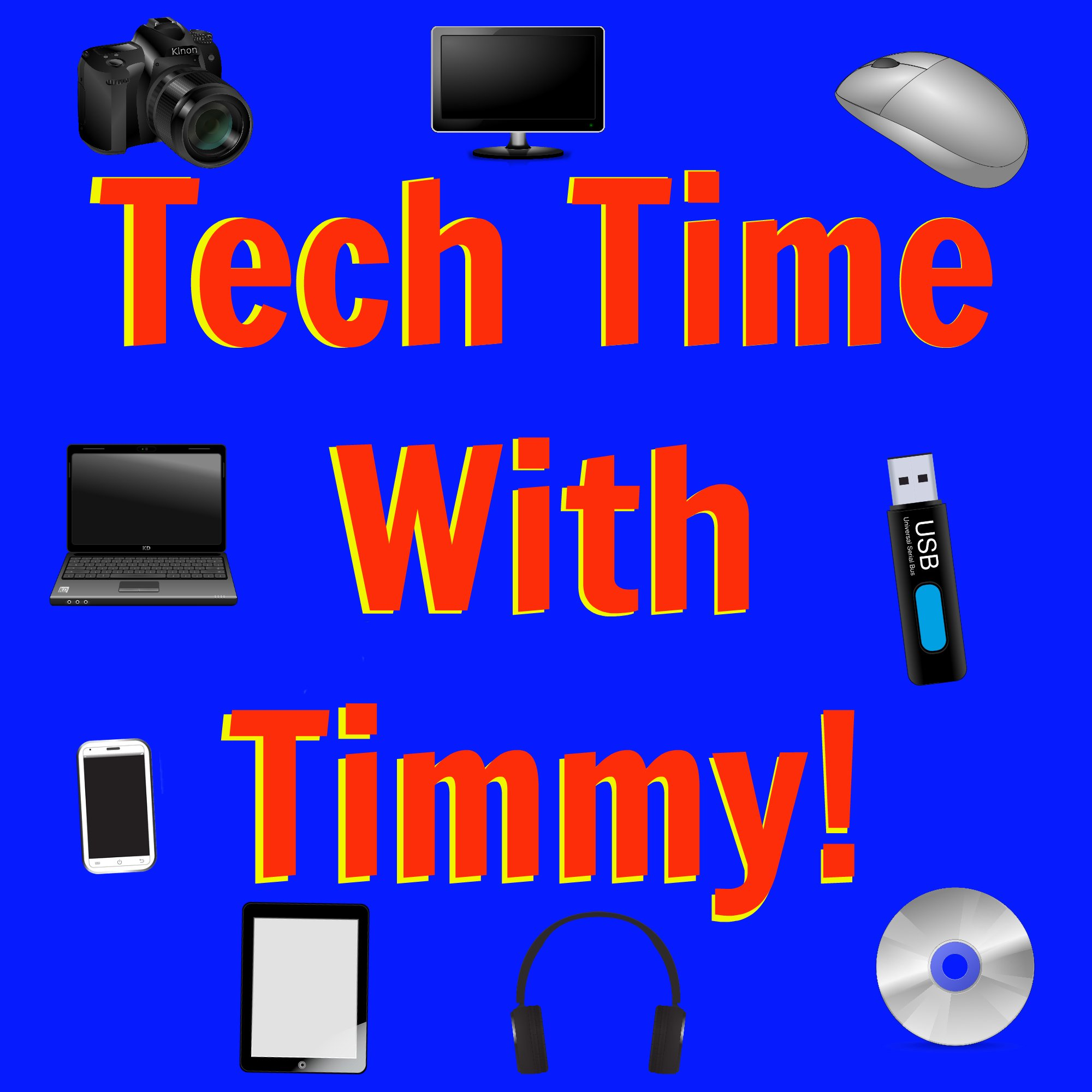 Tech Time With Timmy logo