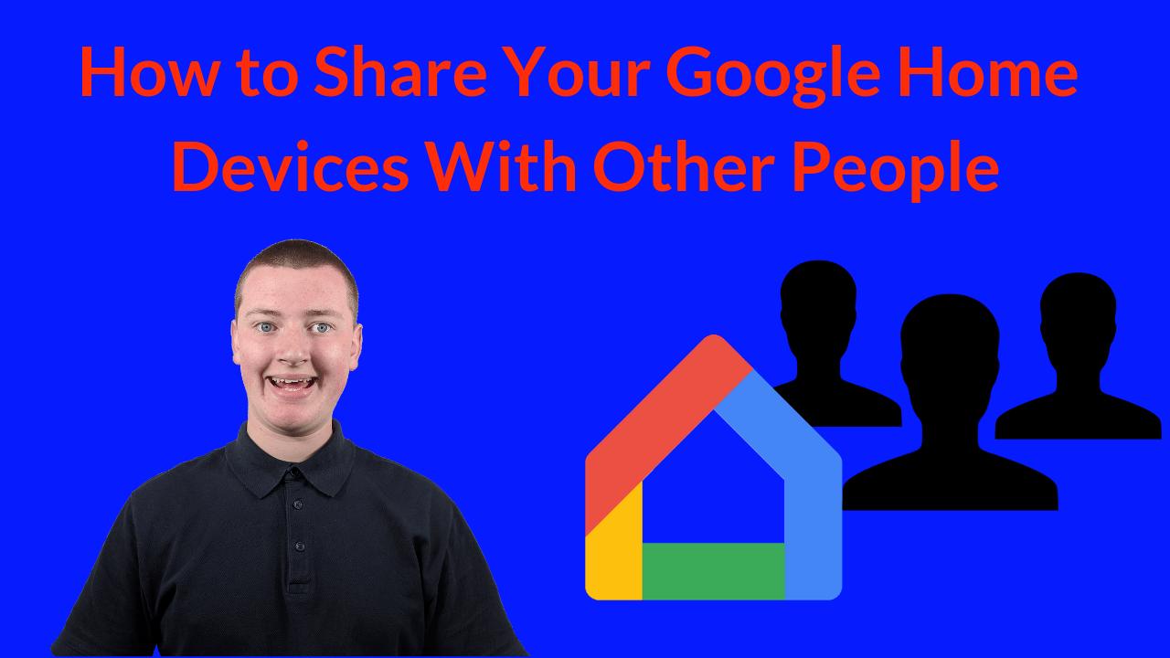 Voice Match on Google Home