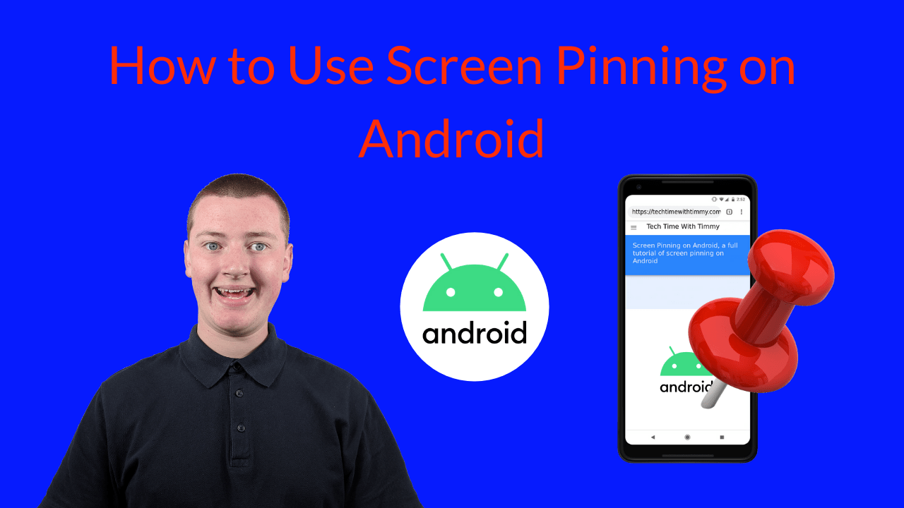 How to Use Screen Pinning on Android