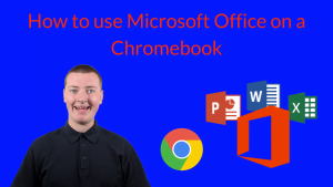 How to use Word on Chromebook